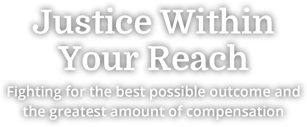 Justice Within Your Reach